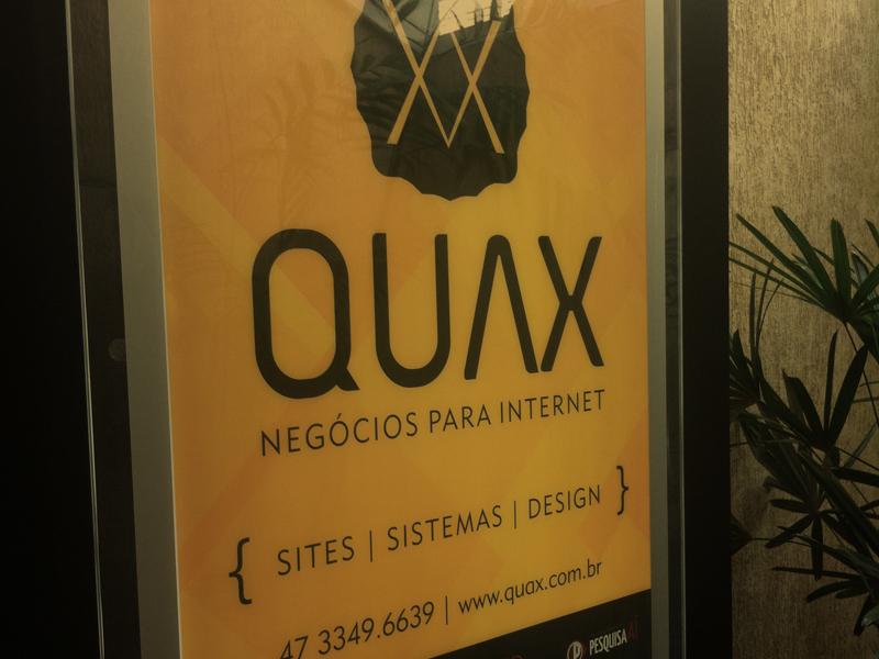 Quax - Sites e Sistemas